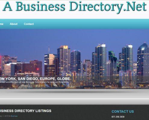 A Business Directory Net