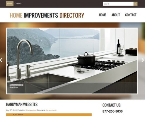 Home Improvements Directory